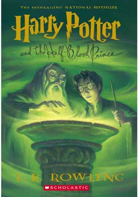 Harry Potter and the Half-Blood Prince 6 - Importado