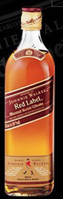 Whisky Johnnie Walker Red Label 8 anos