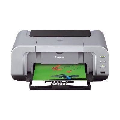Impressora iP4200 com Resolução Máxima de 9600 x 2400 dpi