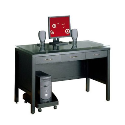 "Studio RTA Geneva 48"" Manager's Desk"