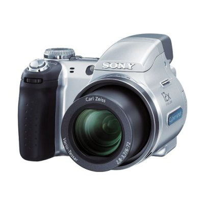 Sony Cybershot DSC-H5 7.2MP Digital Camera with 12x Optical Imag