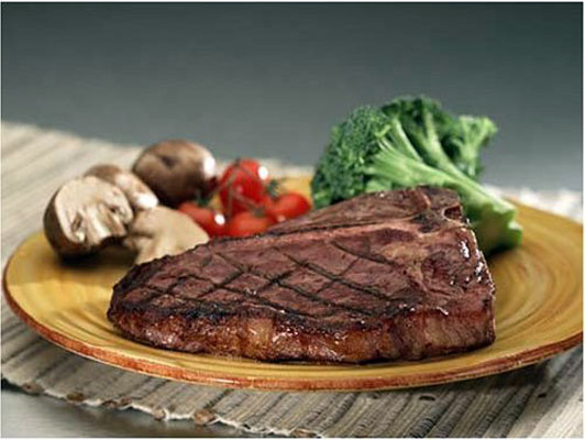 Steaks of St. Louis USDA Choice Beef T-bone Steak