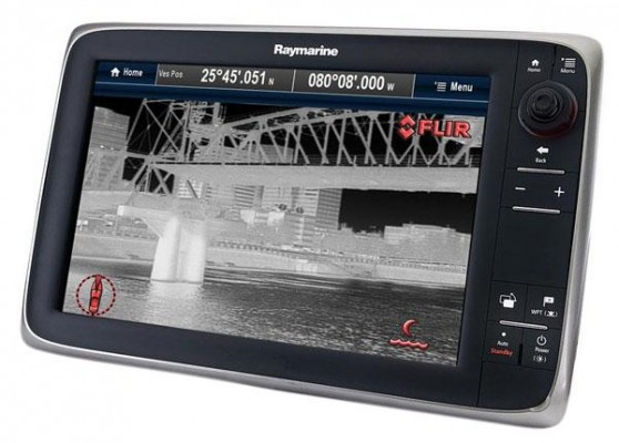 Raymarine c125 Multifunction Display w/o Chart