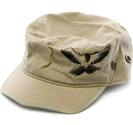Fidel Hat in Beige