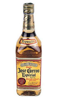 Jose Cuervo Tequila Gold 80@  750ml