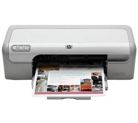 Impressora Deskjet D2360 com Resolução de até 4800 x 1200dpi
