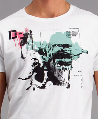Short-Sleeve Tee with Graphic